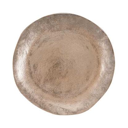 Зображення Тарель BANQUET Срібний O:32 см. H:2 см. 10220222