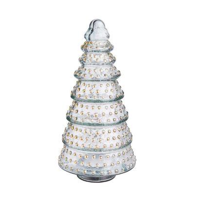 Зображення Прикраса декоративна YULE Прозорий O:14 см. H:30 см. 10220235