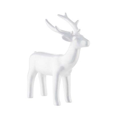 Изображение Украшение декоративное SYLVAN SPIRIT Белый 6.5x14.4 см. H:16.4 см. L:6.5 см. 10220267