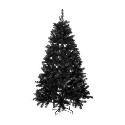 Зображення Ялинка декоративна TREE OF THE MONTH Чорний O:107 см. H:180 см. 10220286