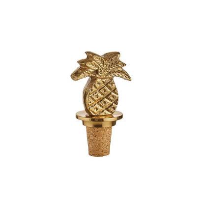 Зображення Пробка для пляшки GOLDEN NATURE Золотий 5x4 см. H:6 см. L:5 см. 10220580