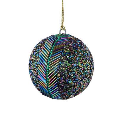 Зображення Кулька ялинкова HANG ON Комбінований O:7 см. 10220675
