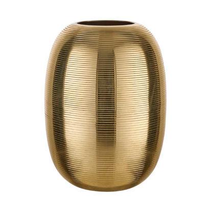 Изображение Ваза для цветов OLIVIA Золотой O:15 см. H:19 см. 10220691
