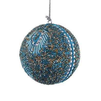 Зображення Кулька ялинкова HANG ON Блакитний O:8 см. 10220692