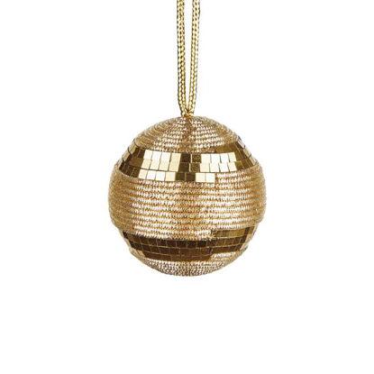 Зображення Кулька ялинкова HANG ON Золотий O:6 см. 10220696