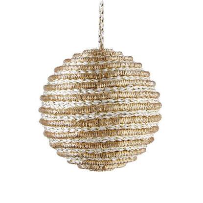 Зображення Кулька ялинкова HANG ON Золотий O:8 см. 10220701