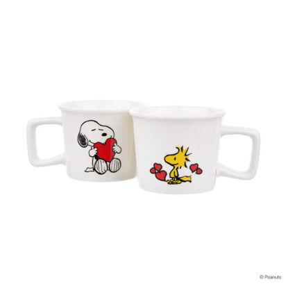 Зображення Чашка для еспрессо PEANUTS Білий 10220711
