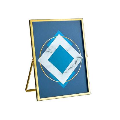 Зображення Рамка для фото CARAT Золотий 15.4x20.5 см. H:1 см. L:15.4 см. 10220753