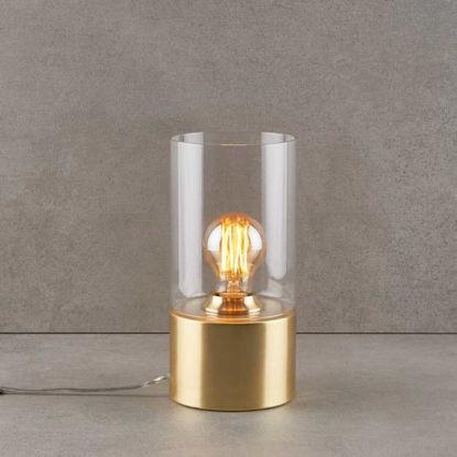 Изображение Лампа настольная STILO Золотой O:12 см. H:24 см. L:150 см. 10220801
