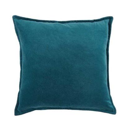 Зображення Подушка COTTON VELVET Синій 45x45 см. H:5 см. L:45 см. 10220845