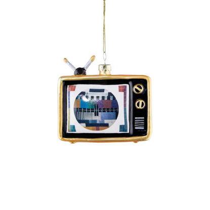 Зображення Прикраса ялинкова HANG ON Комбінований 9.5x3.5 см. H:9 см. L:9.5 см. 10220865