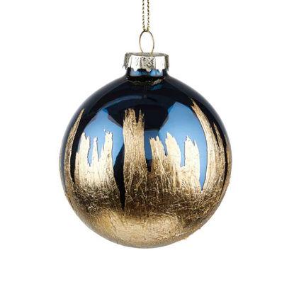 Зображення Кулька ялинкова HANG ON Синій O:8 см. 10220924