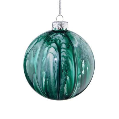 Зображення Кулька ялинкова HANG ON Зелений O:8 см. 10220927