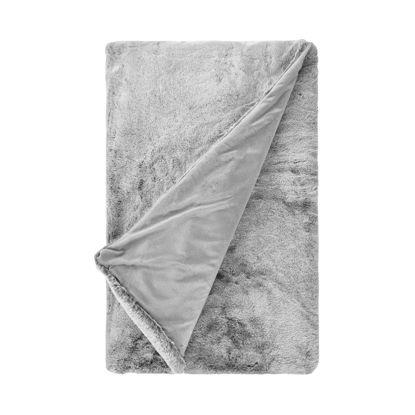 Изображение Покрывало постельное WILD THING Серый 200x150 см. L:200 см. 10220991