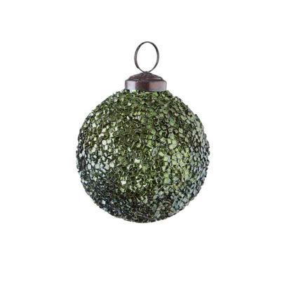 Зображення Кулька ялинкова HANG ON Зелений O:7 см. 10221016