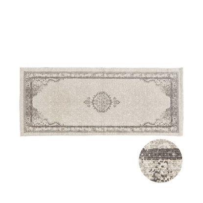 Зображення Килимок текстильний SILENT DANCER Сірий 70x170 см. L:70 см. 10221285