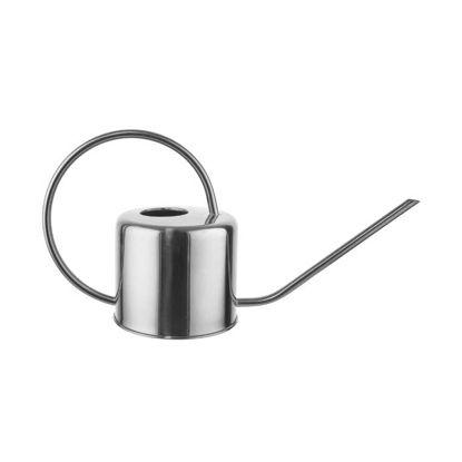 Зображення Лійка для вазонів FLORENCE Срібний 36.5x13 см. H:19 см. L:36.5 см. V:1300 мл. 10221422