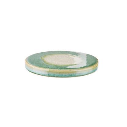 Зображення Підставка декоративна COSMOS Зелений O:11 см. H:1.2 см. 10221627