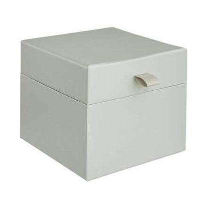 Изображение Коробка для подарка LITTLE SECRET Зеленый 14x14 см. H:12 см. L:14 см. 10221680
