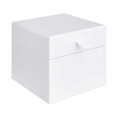 Зображення Коробка декоративна LITTLE SECRET Білий 14x14 см. H:12 см. L:14 см. 10221683