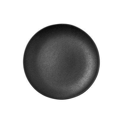 Зображення Тарілка CALM Чорний O:21.5 см. 10221815