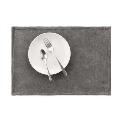Изображение Подставка под тарелки SUNSET Серый 48x33 см. L:48 см. 10221928