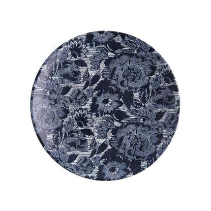 Изображение Тарелка BLOSSOM Синий O:27 см. 10222000