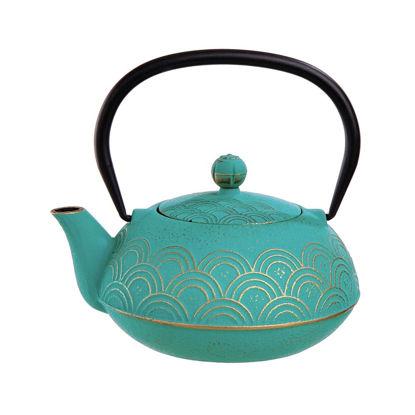 Зображення Заварник для чаю CEREMONY Зелений V:900 мл. 10222142