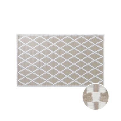 Зображення Килим для підлоги COLOUR CLASH Сірий 118х180 см. H:90 см. L:150 см. 10222155