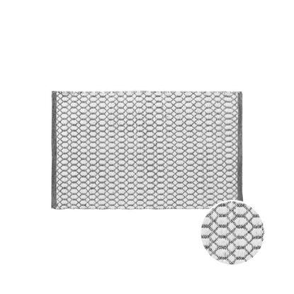 Зображення Килим для підлоги COTTON WAY Чорний 90x60 см. L:90 см. 10222267