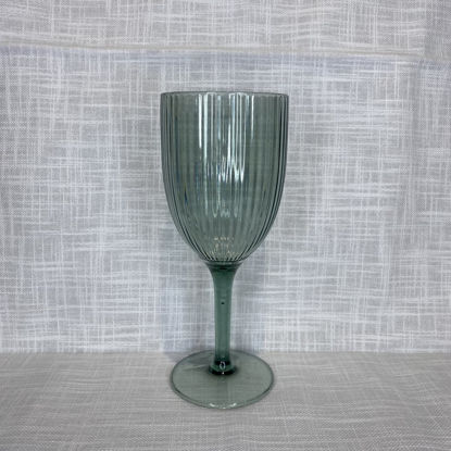 Изображение Бокал для вина LINEA Зеленый V:400 мл. 10222517