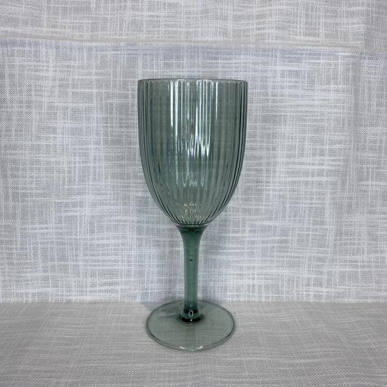 Зображення Келих для вина LINEA Зелений V:400 мл. 10222517