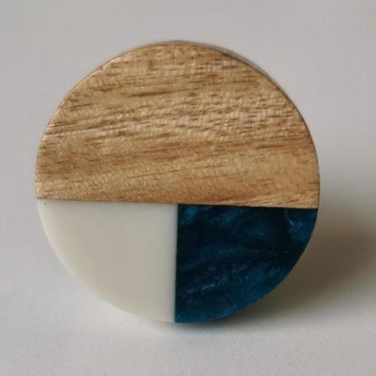 Изображение Ручка для мебели OPEN Комбинированный O:4 см. 10222717