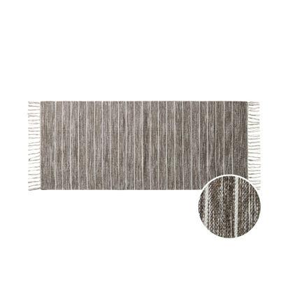Зображення Килим для підлоги GOOD LOOM Сірий 70х170 см. H:170 см. L:70 см. 10223115