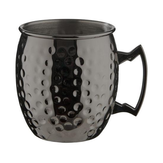 Зображення Чашка MOSCOW MULE Чорний V:470 мл. 10223203