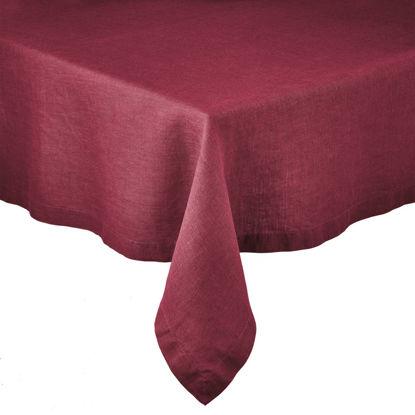 Изображение Скатерть RIGA Красный 160x250 см. H:160 см. L:250 см. 10223308