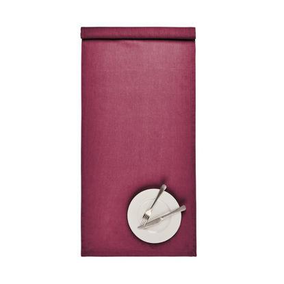 Изображение Подставка для тарелки RIGA Красный 50x160 см. H:50 см. L:160 см. 10223310