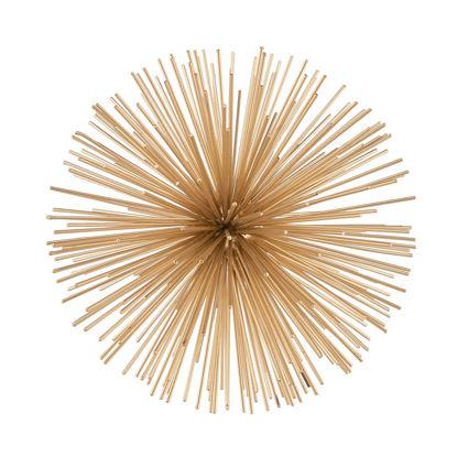 Зображення Декорація різдвяна SPARKLE Золотий O:20 см. 10223422