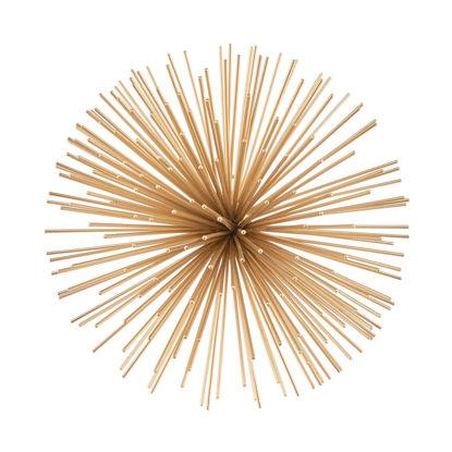 Зображення Декорація різдвяна SPARKLE Золотий O:22 см. 10223424