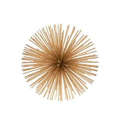 Зображення Декорація різдвяна SPARKLE Золотий O:20 см. 10223425