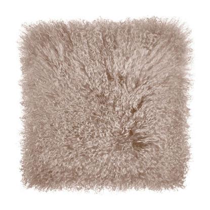 Зображення Подушка TASHI Сірий в поєднанні 40х40 см. H:40 см. L:40 см. 10223555