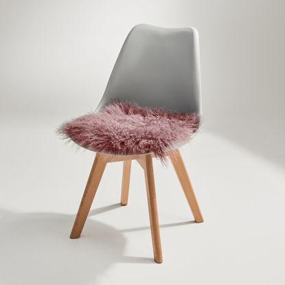 Изображение Подушка на стул TASHI Красный 35х35 см. H:35 см. L:35 см. 10223557