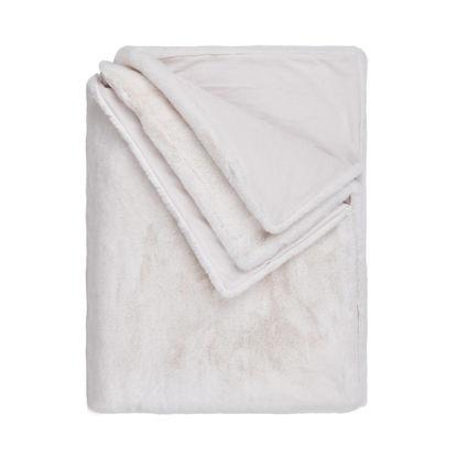 Изображение Пледы WILD THING Белый 150х200 см. H:200 см. L:150 см. 10223559