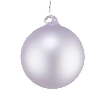 Зображення Кулька ялинкова HANG ON Срібний O:8 см. 10223584