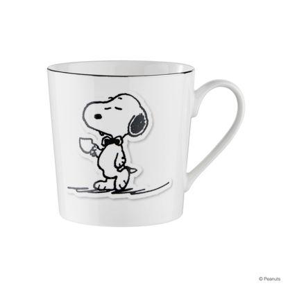 Зображення Чашка PEANUTS Білий в поєднанні V:350 мл. 10223607