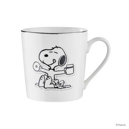 Зображення Чашка PEANUTS Білий в поєднанні V:350 мл. 10223608