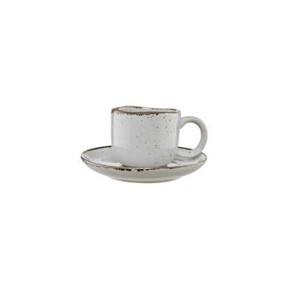 Зображення Чашка для еспрессо FINCA Сірий V:90 мл. 10223630