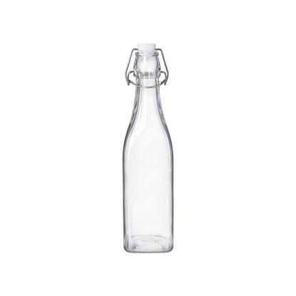 Зображення Пляшка з кришкою SWING Прозорий V:500 мл. 10223698