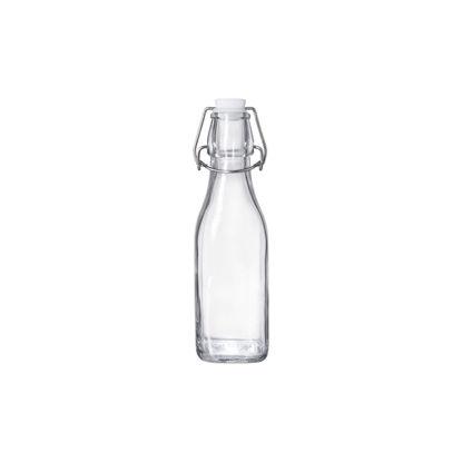 Зображення Пляшка з кришкою SWING Прозорий V:250 мл. 10223699