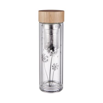 Зображення Пляшка з кришкою TEA TENDER Прозорий V:450 мл. 10223864